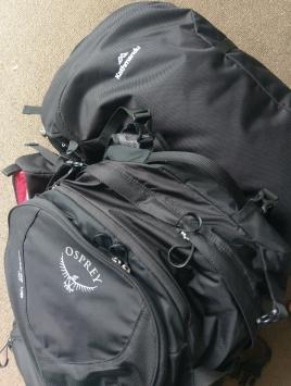 backpacks backpacking kathmandu litehaul osprey ozone46